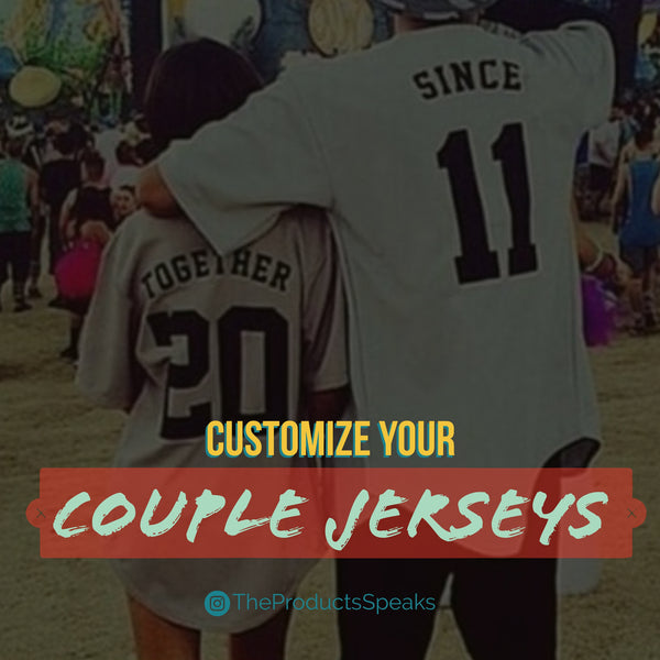 Couples Jerseys