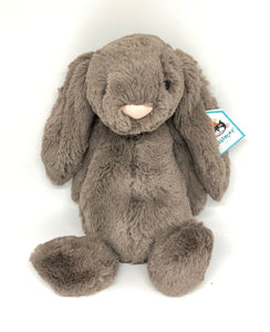 JELLYCAT I AM MEDIUM BASHFUL TRUFFLE BUNNY