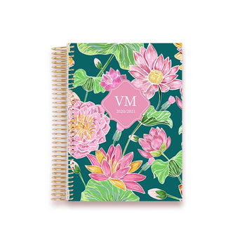 ACADEMIC PLANNER * FLOWER POP! * AGENDA 2020/2021