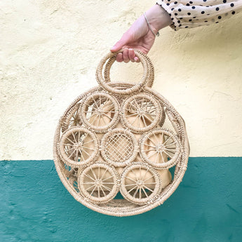 GIANNA BASKET | SAND