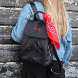 MONOGRAM BACKPACK MM | Mochila Personalizada com Monograma MM