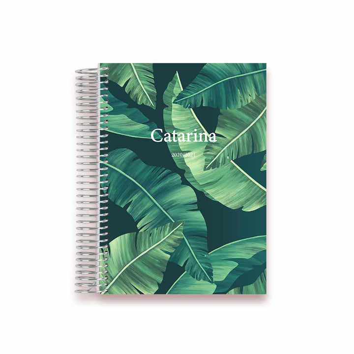 ACADEMIC PLANNER * TAKE ME TO COSTA RICA * AGENDA 2020/2021