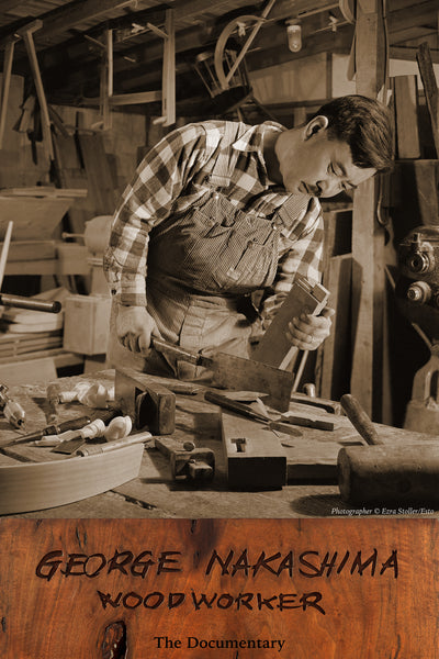 Friday Films: George Nakashima, Woodworker