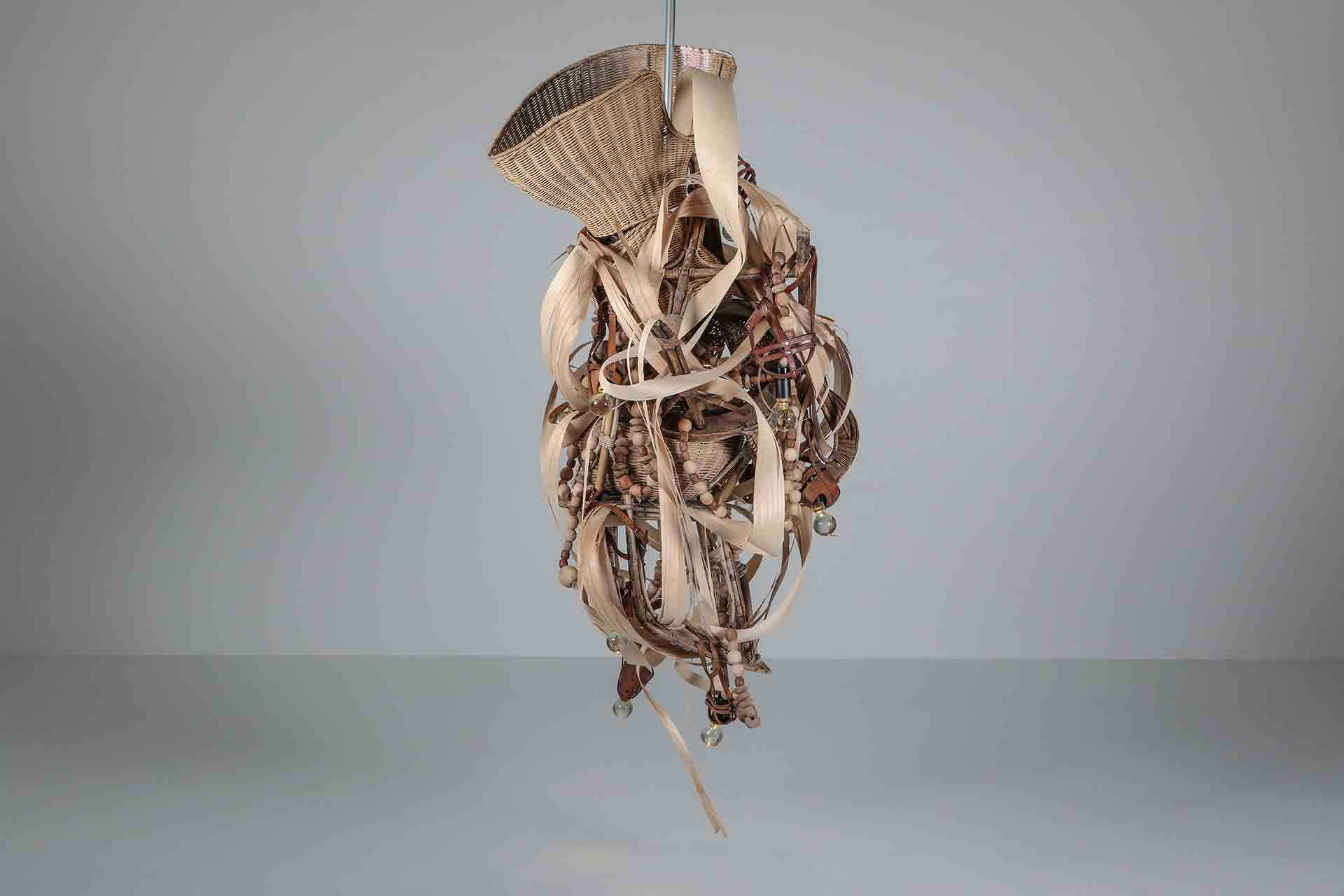 Let Me Talk/ Lionel Jadot, 2020/ Mixed Media/ Courtesy of Everyday Gallery