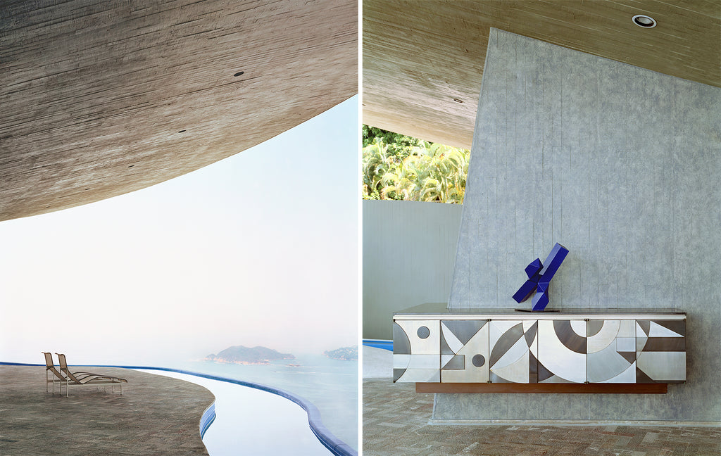 Arango House in Acapulco by John Lautner, photographed by Pernille Loof and Thomas Loof