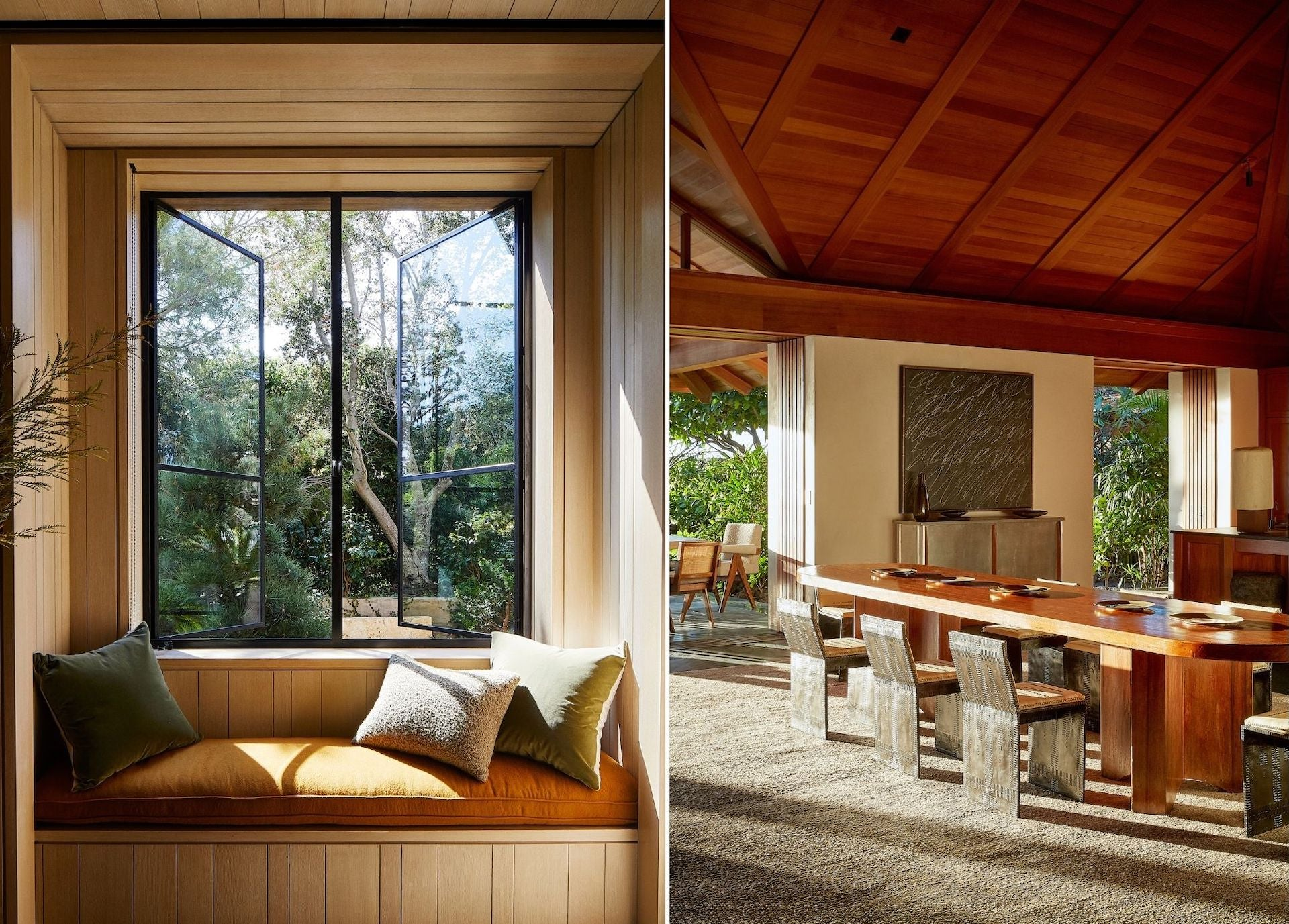 Holmby and Kuki'o by Clements Design. Photos © William Abranowicz and Shade Degges; courtesy of Rizzoli