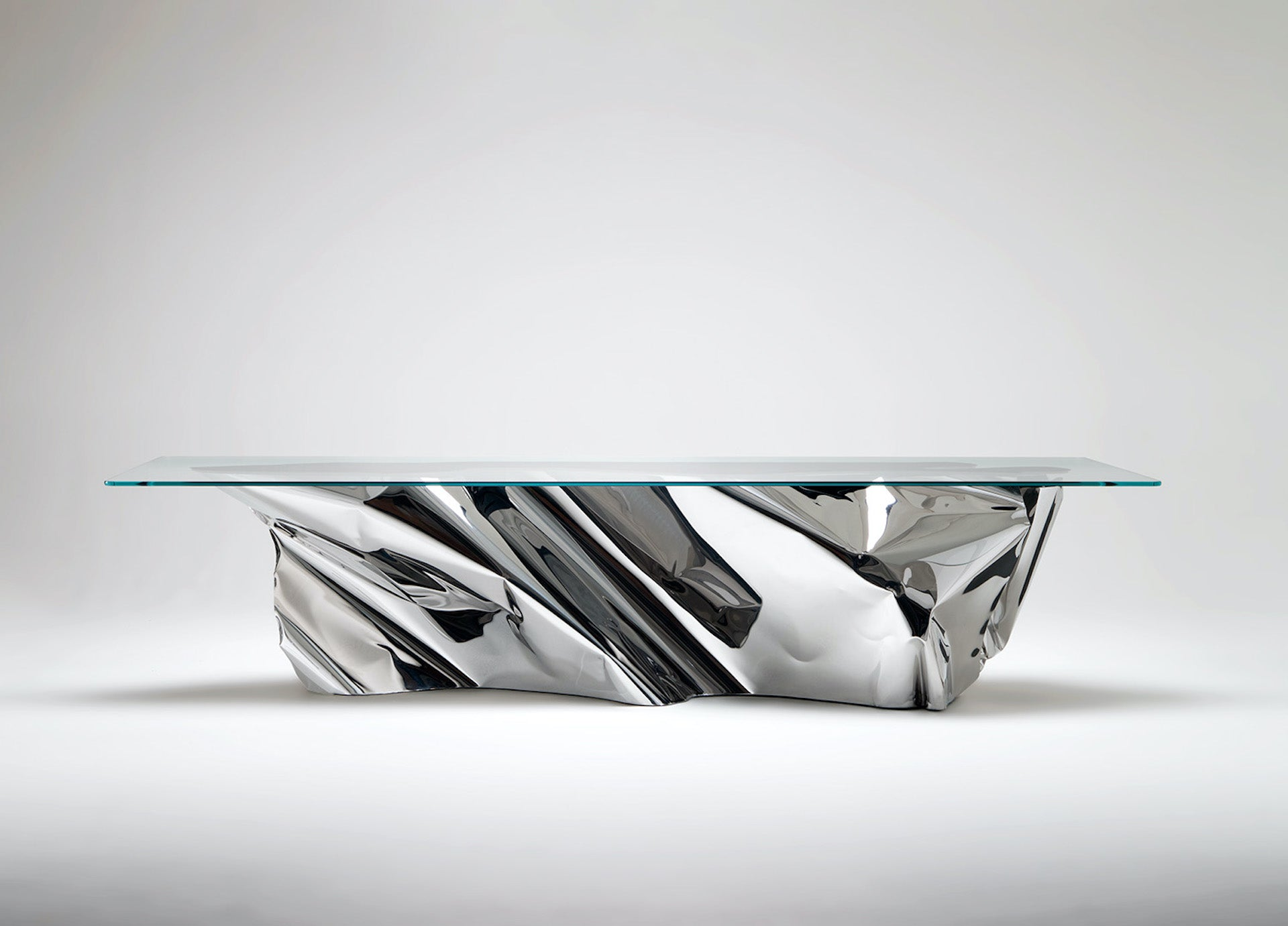Dining Table Atlantic by Fredrikson Stallard for David Gill Gallery, 2013; Edition of 20 + 2P. Photo © David Gill Gallery
