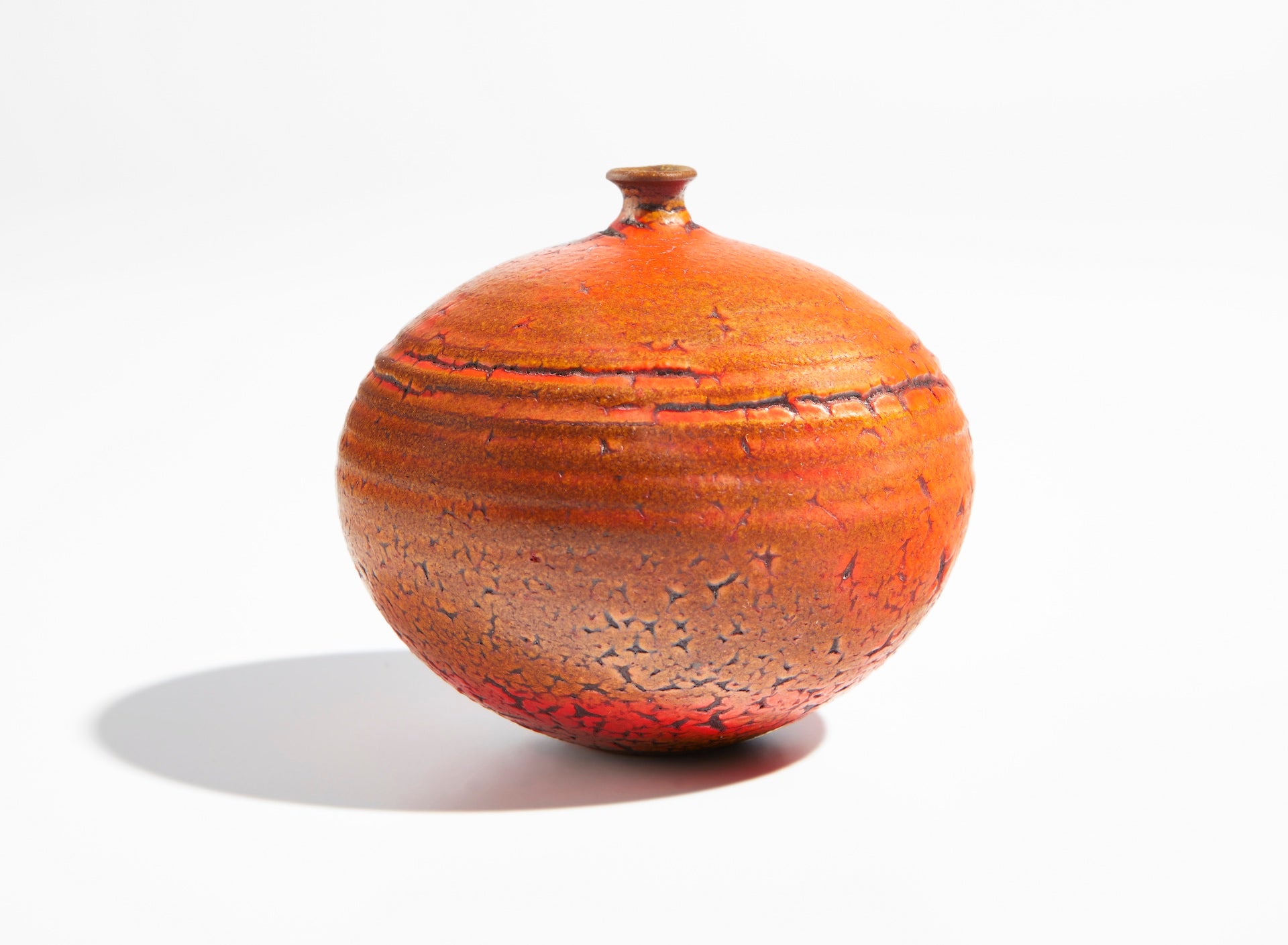 Phillips New York 9 June 2021 - Design [lot 60]: Weed Pot by Doyle Lane, c. 1960. Estimate: $6,000 - $8,000. Sold: $22,680. Photo © Phillips