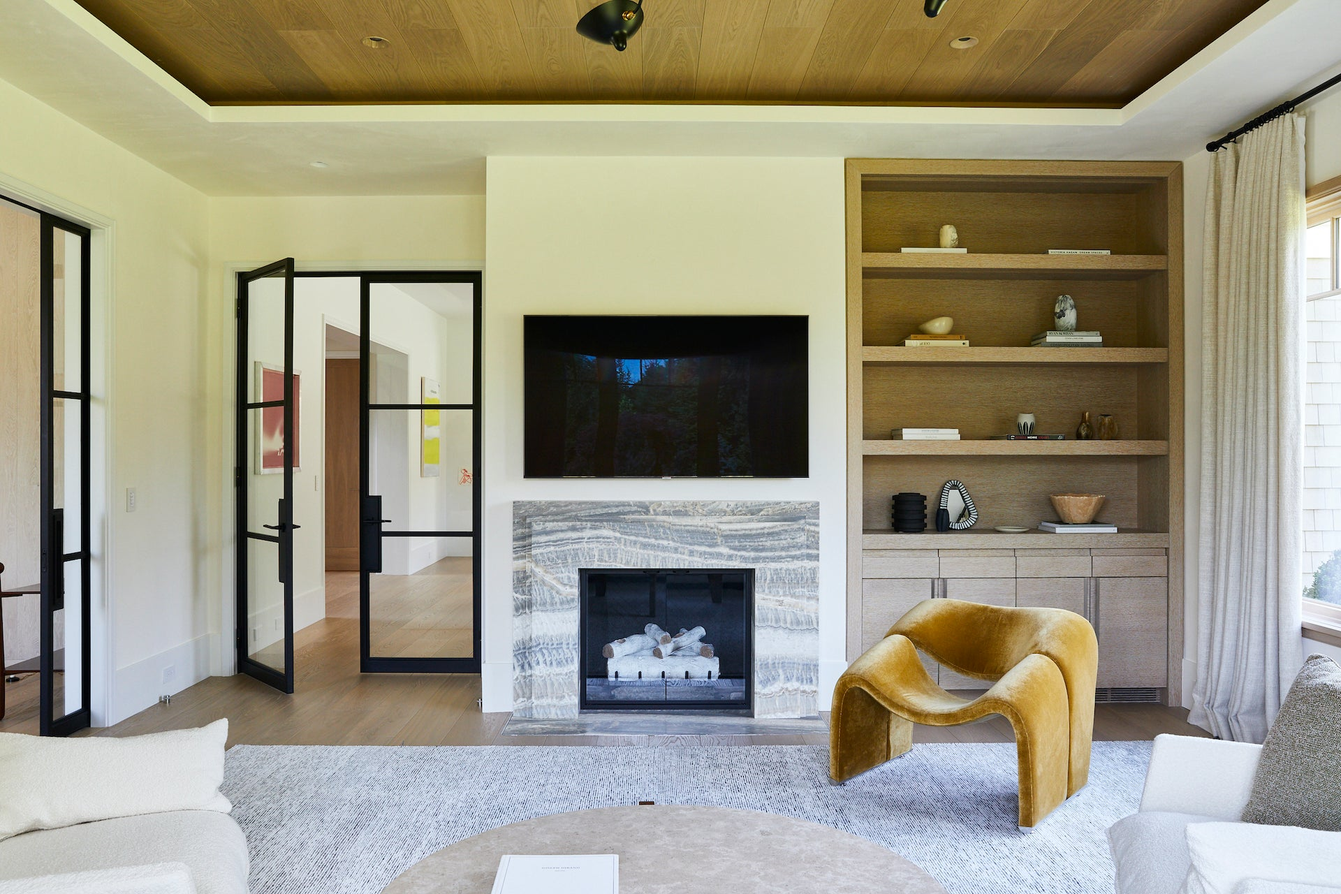 Alpine Road Project by Ingrao, Inc. Photo ©Genevieve Garruppo