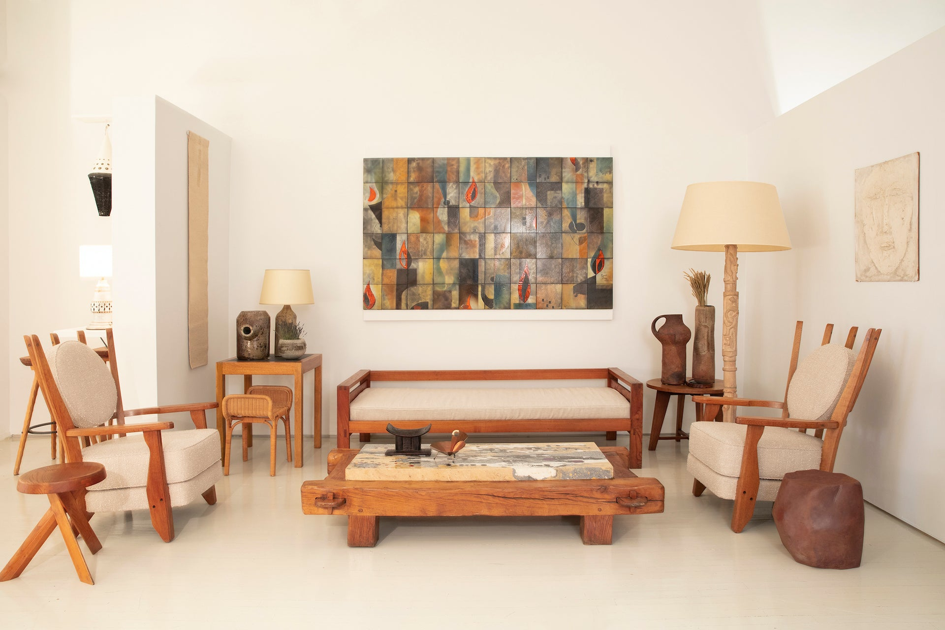 House in Provence at Magen H. Photo © Tiphaine Brun-Eppel; courtesy of Magen H Gallery