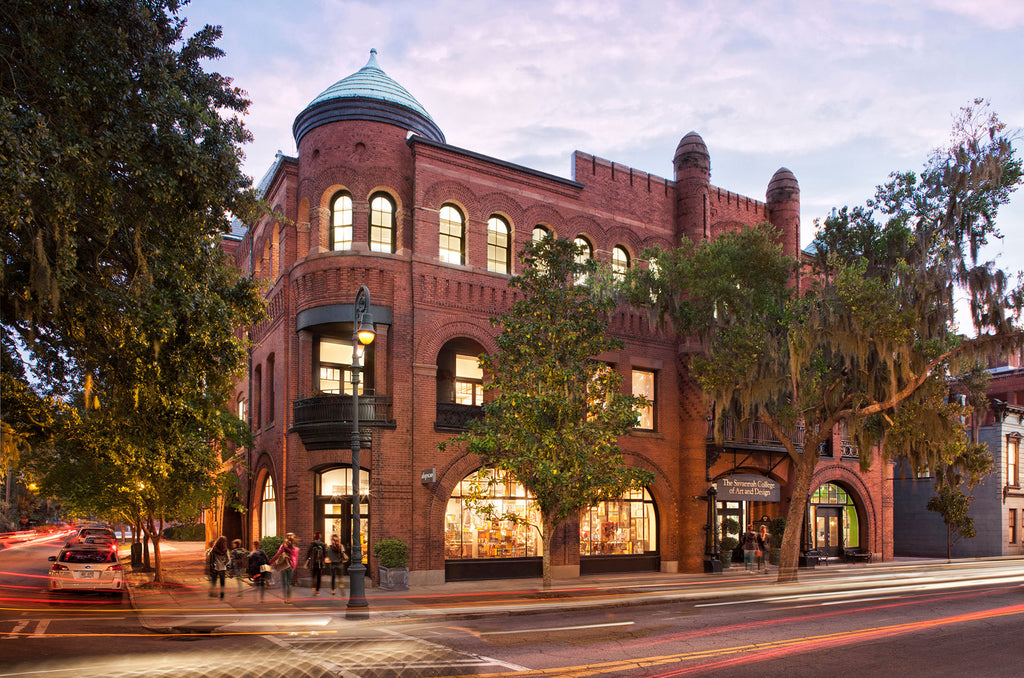 SCAD's Poetter Hall, originally built in 1892. Photo © SCAD