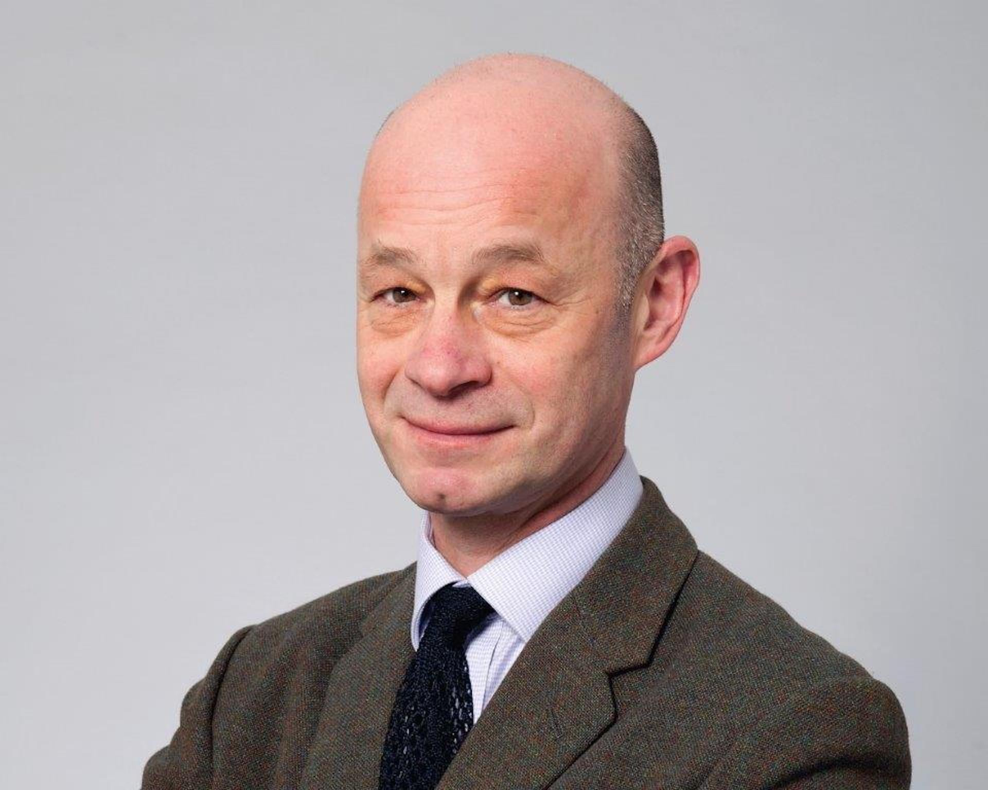 Simon Andrews, independent expert, consultant, and founder of Andrews Art Advisory. Photo courtesy of Simon Andrews
