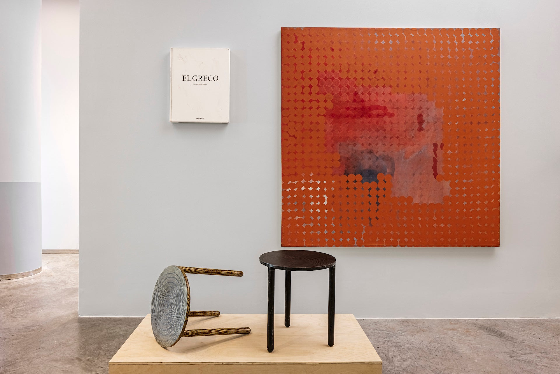 The Design Shop, featuring works by Brian Rideout, Lynne Golob Gelfman, and Jonathan Muecke. Photo © Kris Tamburello