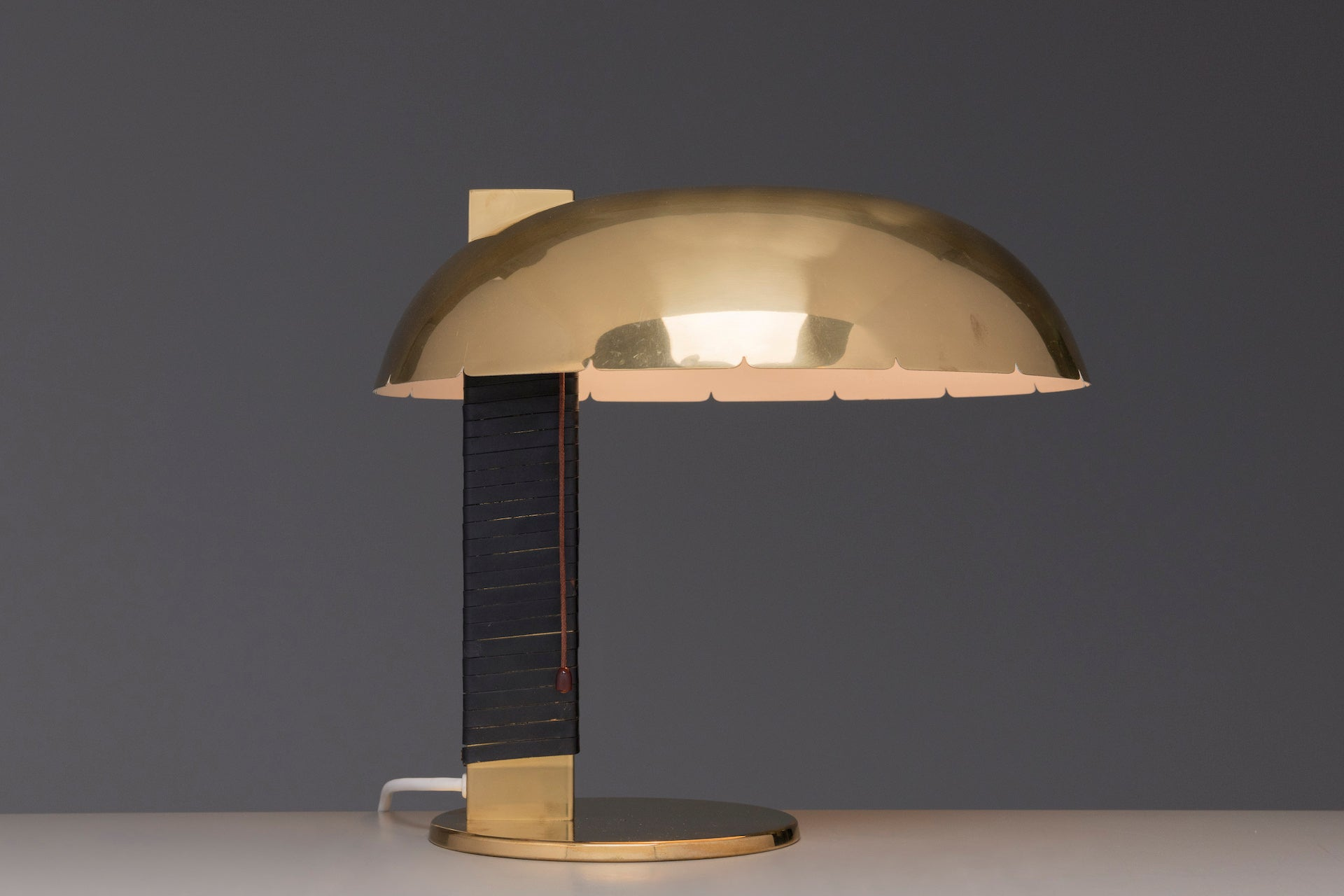 Model 9228 Table Lamp by Paavo Tynell, 1950s. Photo © Jacksons