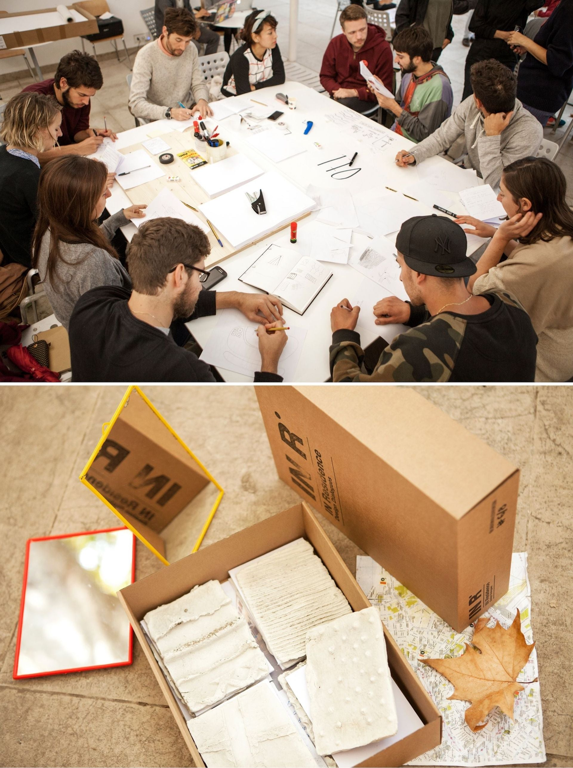 Today Was Tomorrow in Venice, 2014. Photos by Tullio Deorsola; © IN Residence