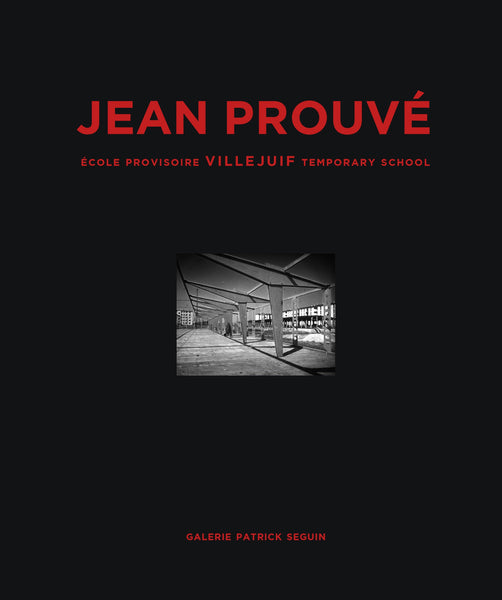 Jean Prouvé Villejuif Temporary School, 1957, Vol. 10 Book