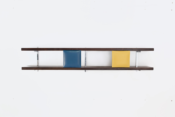 Sergio Rodrigues George Nelson Wall Shelf