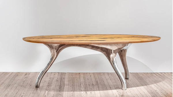 Alex Roskin, Trois Jambes Dining Table
