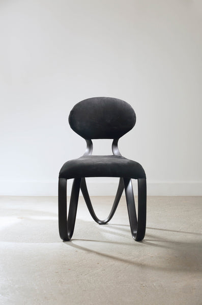 Enda Scott, Black Harmongraph Chair