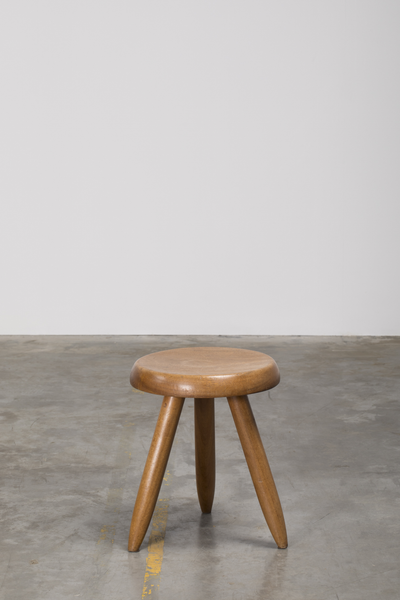 Charlotte Perriand High Tripod Stool