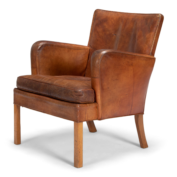 Kaare Klint An early easy chair