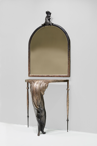 Otto du Plessis Rooster Mirror