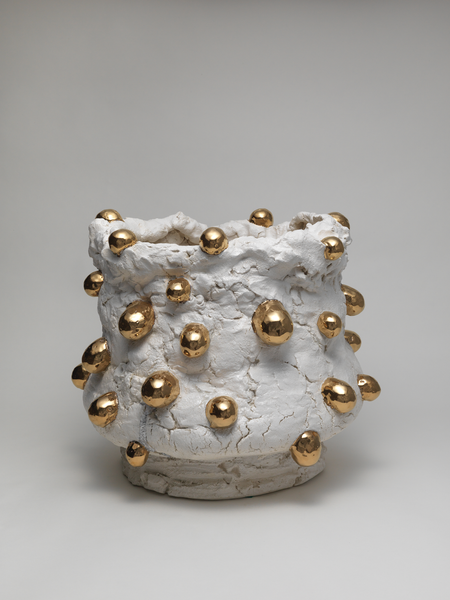 Takuro Kuwata Tea Bowl with Dots