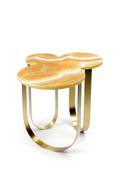 Barberini & Gunnell Cloud side table