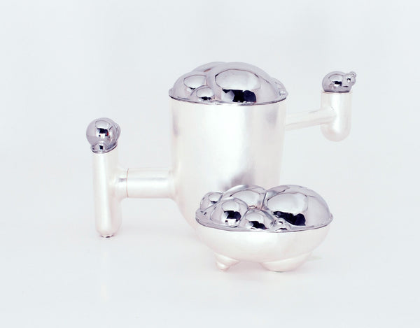 "Anders Ljungberg ""Bubble Dream"" storage container with smoking implements"