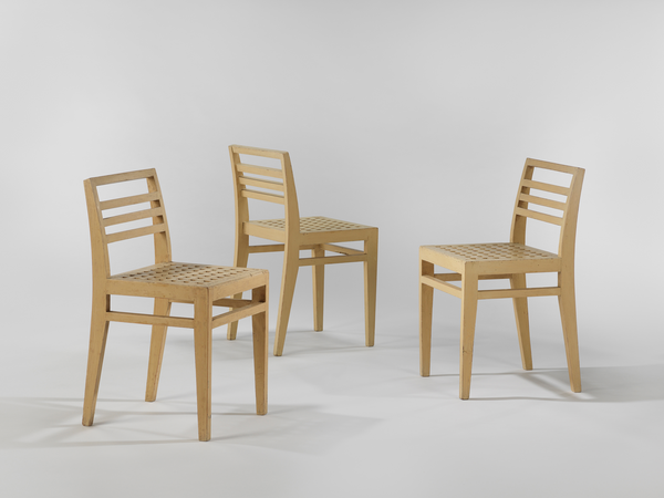 René Gabriel Set of 4 Chairs