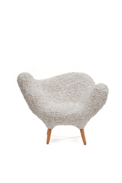 Fernando and Humberto Campana Arachnid White Chair
