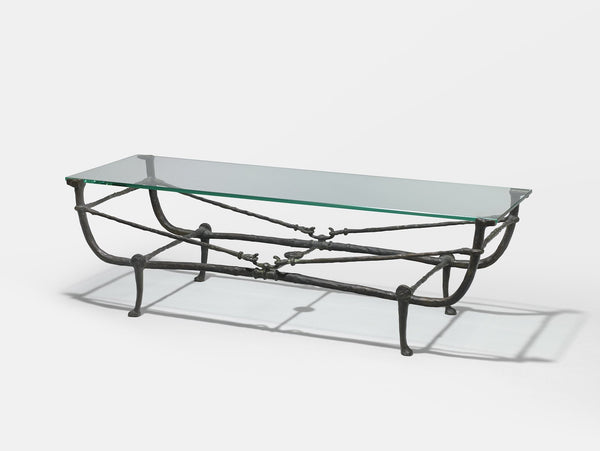 "Diego Giacometti ""Berceau"" Low Table"
