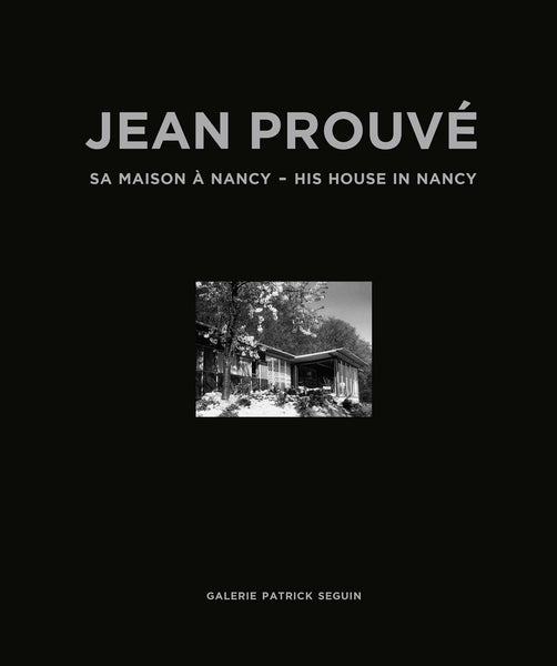 Jean Prouvé's House in Nancy, 1954, Vol. 15 Book