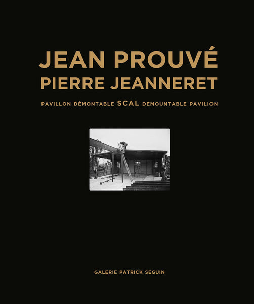 Jean Prouvé Pierre Jeanneret Demountable Pavilion Vol. 14 Book