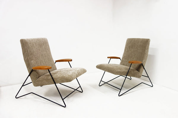 Hauner & Eisler Pair of armchair