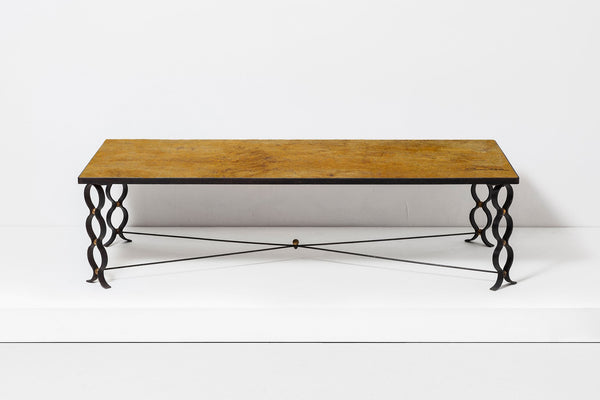 "Jean Royère Table ""Ruban"""