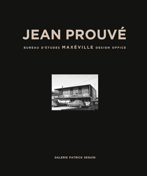 JEAN PROUVÉ –  MAXÉVILLE DESIGN OFFICE, 1948 – VOL. 11