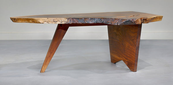 George Nakashima Slab I Coffee Table