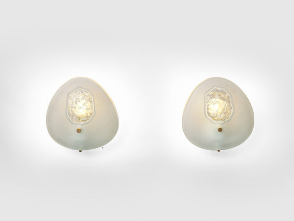 Max Ingrand wall lights