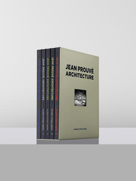 JEAN PROUVÉ ARCHITECTURE BOX SET NO. 2
