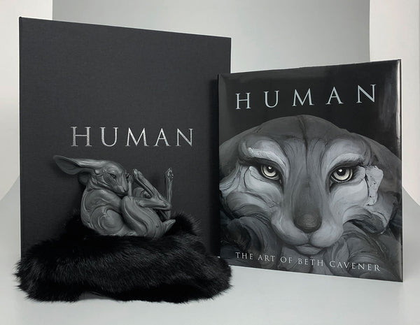 Beth Cavener Human Collector Edition Book