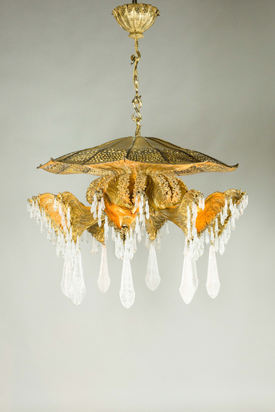 Régis Mathieu Jellyfish Chandelier