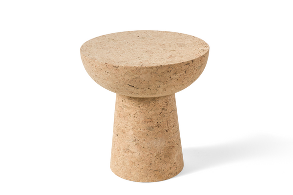 Jasper Morrison Cork Side Table