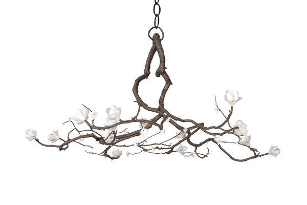 David Wiseman Radial Branch Chandelier