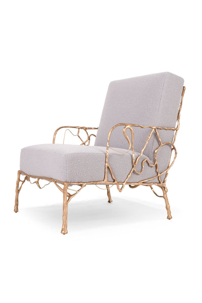 Mattia Bonetti Thread Armchair
