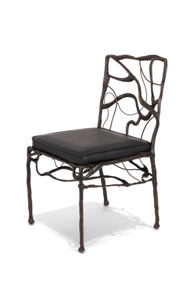 Mattia Bonetti Thread Side Chair