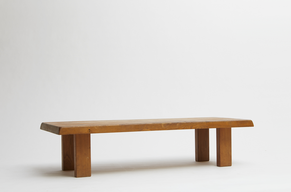 "Pierre Chapo ""T08"" coffee table"