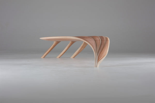 Marc Fish, Ethereal Large Low Table