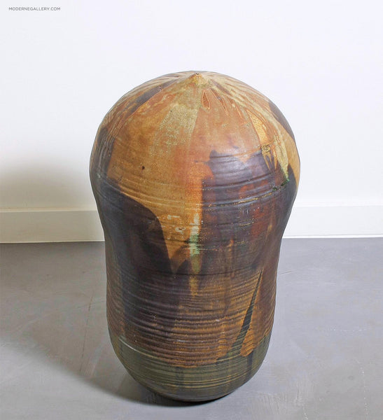 Toshiko Takaezu Large Closed Form Ceramic