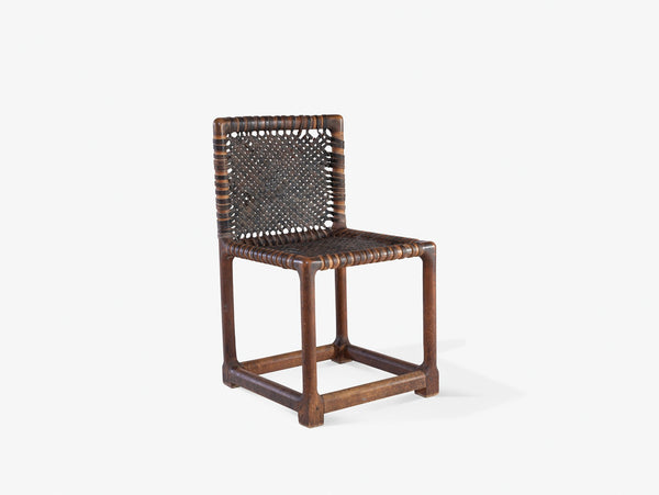 Wharton Esherick Hessian Hills Child's Chair